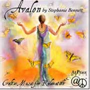 cover of AVALON CD